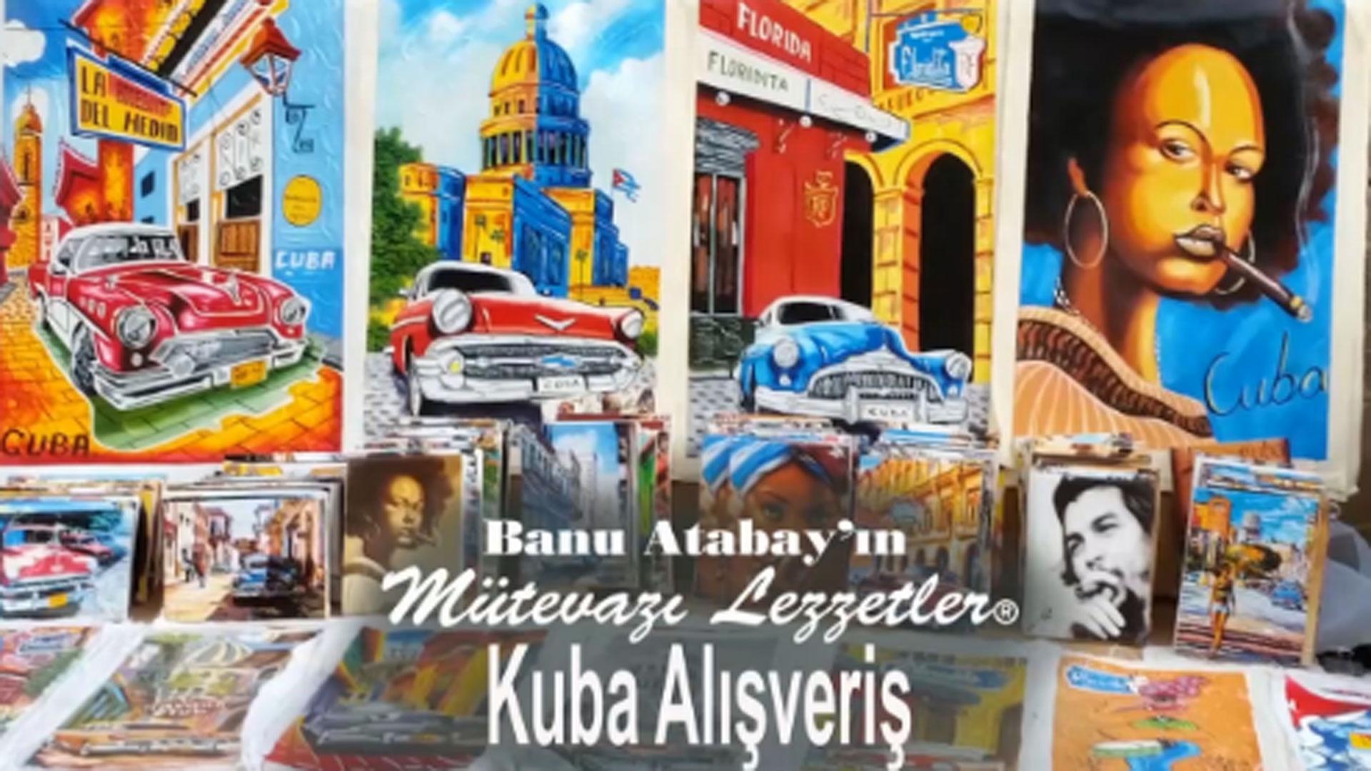 Küba Aışveriş (görsel)