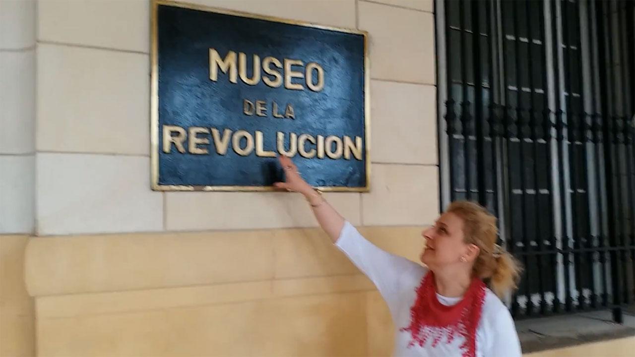 Küba Devrim Müzesi (görsel)