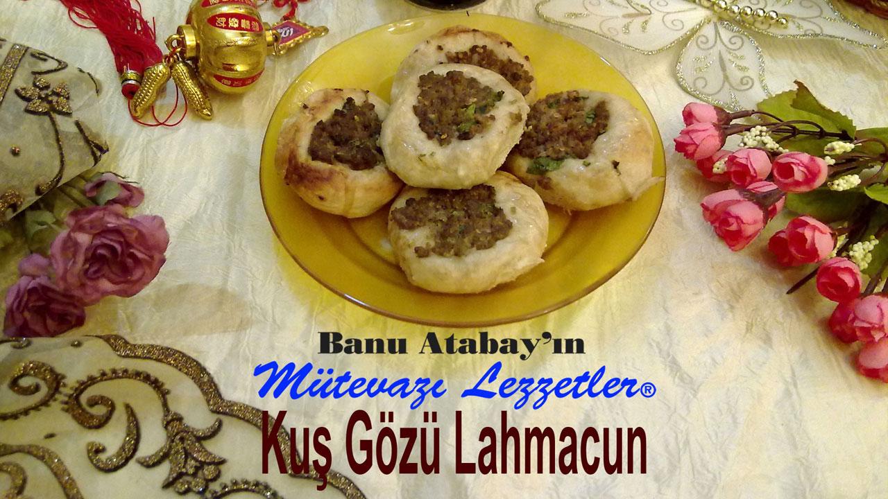 Ku� G�z� Lahmacun (g�rsel)
