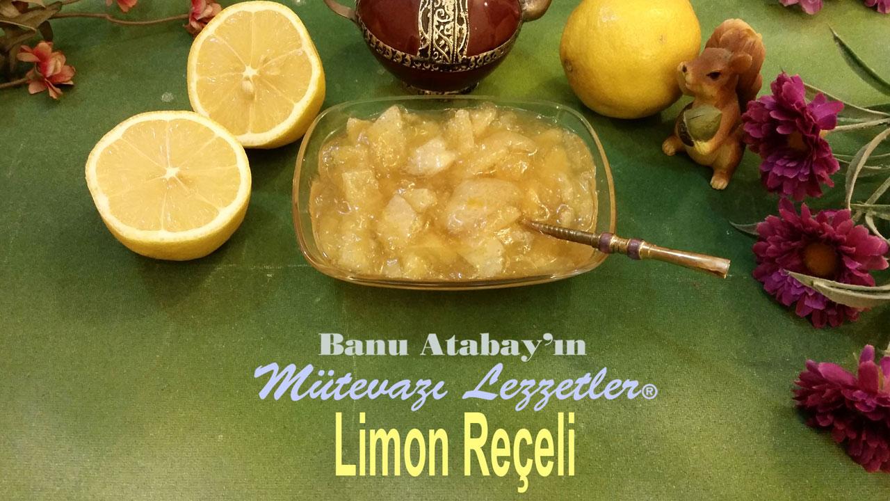 Limon Reçeli (görsel)