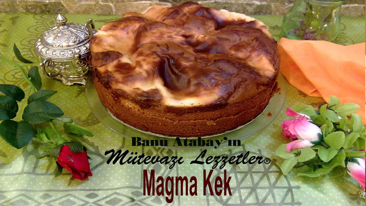 Magma Kek (görsel)