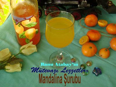 Mandalina Şurubu (görsel)
