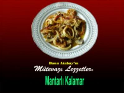 Mantarl� Kalamar (g�rsel)