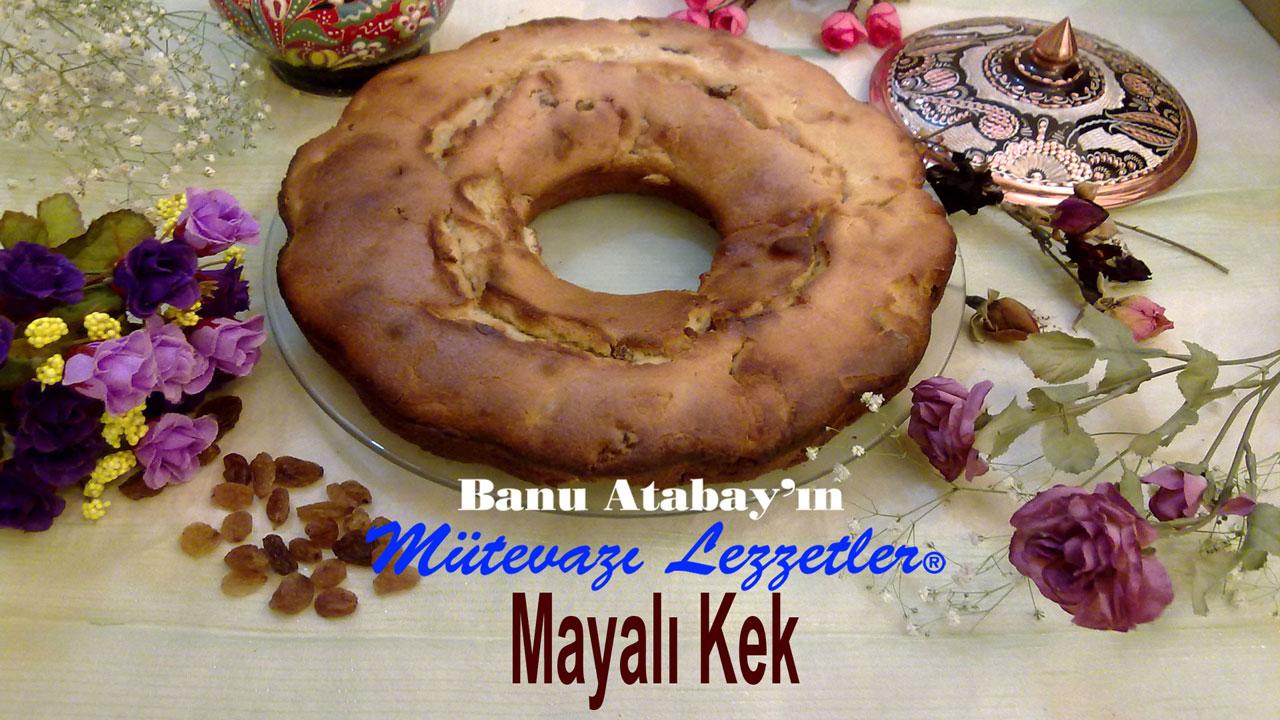 Mayalı Kek (görsel)