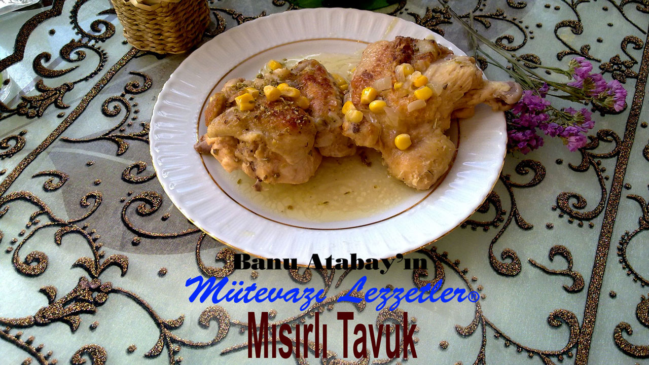 Mısırlı Tavuk (görsel)