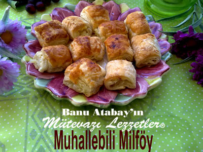Muhallebili Milföy (görsel)