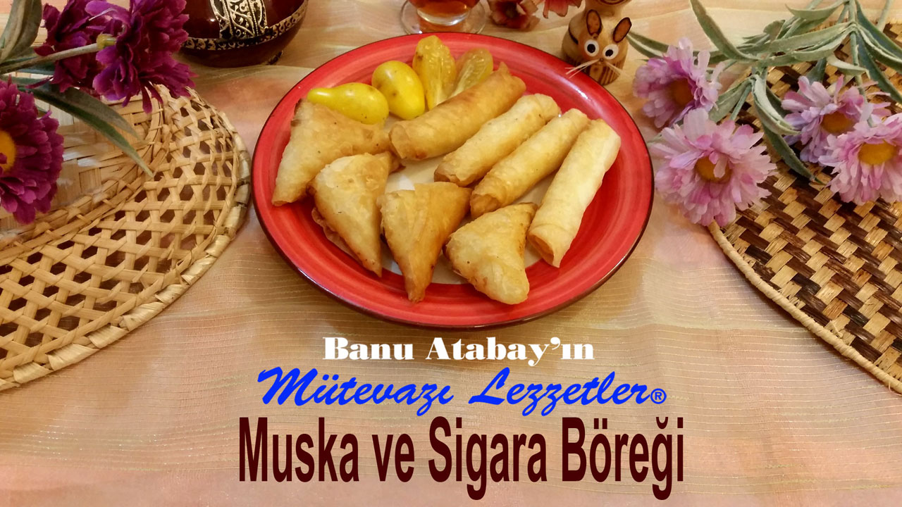 Muska ve Sigara Böreği (görsel)