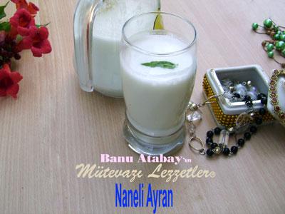 Naneli Ayran (g�rsel)