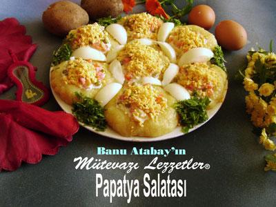Papatya Salatası (görsel)
