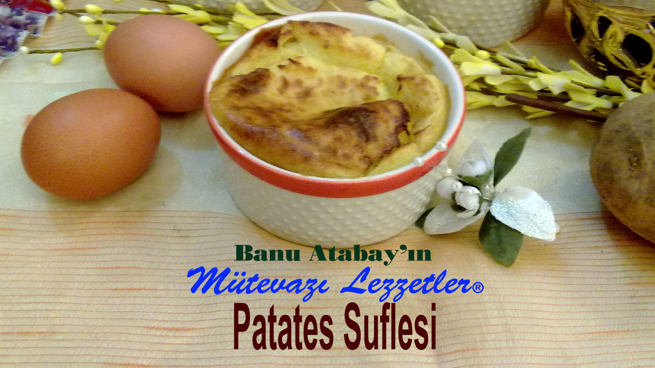 Patates Suflesi (görsel)