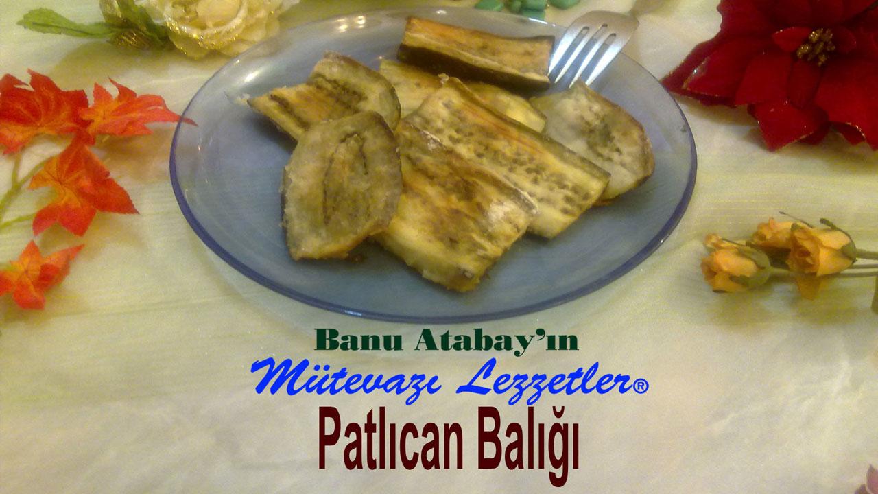 Patlıcan Balığı (görsel)