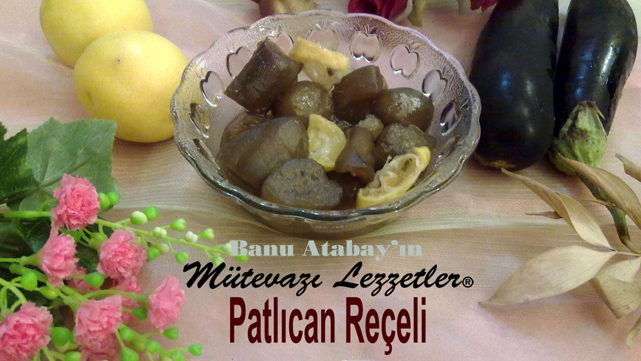 Patlıcan Reçeli (görsel)