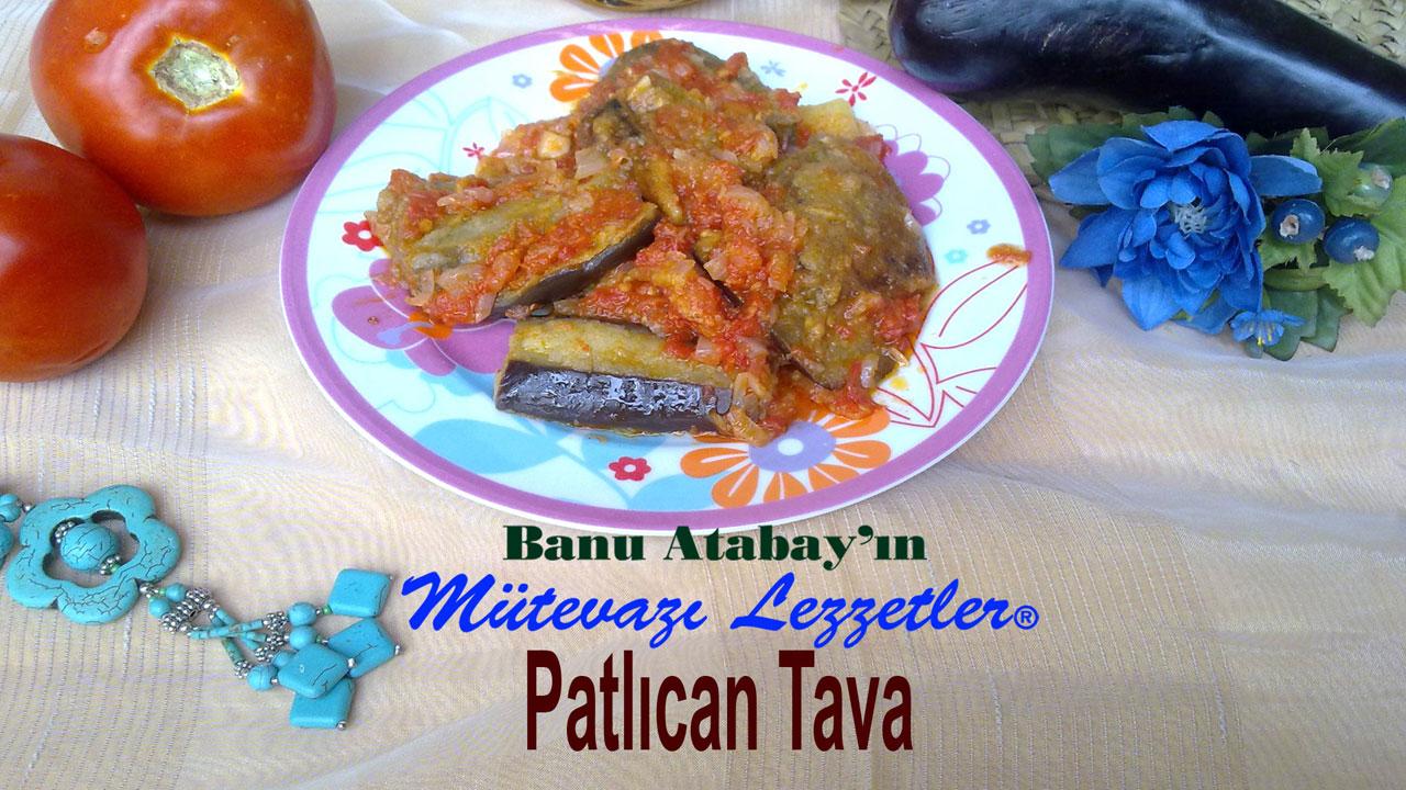 Patlıcan Tava (görsel)