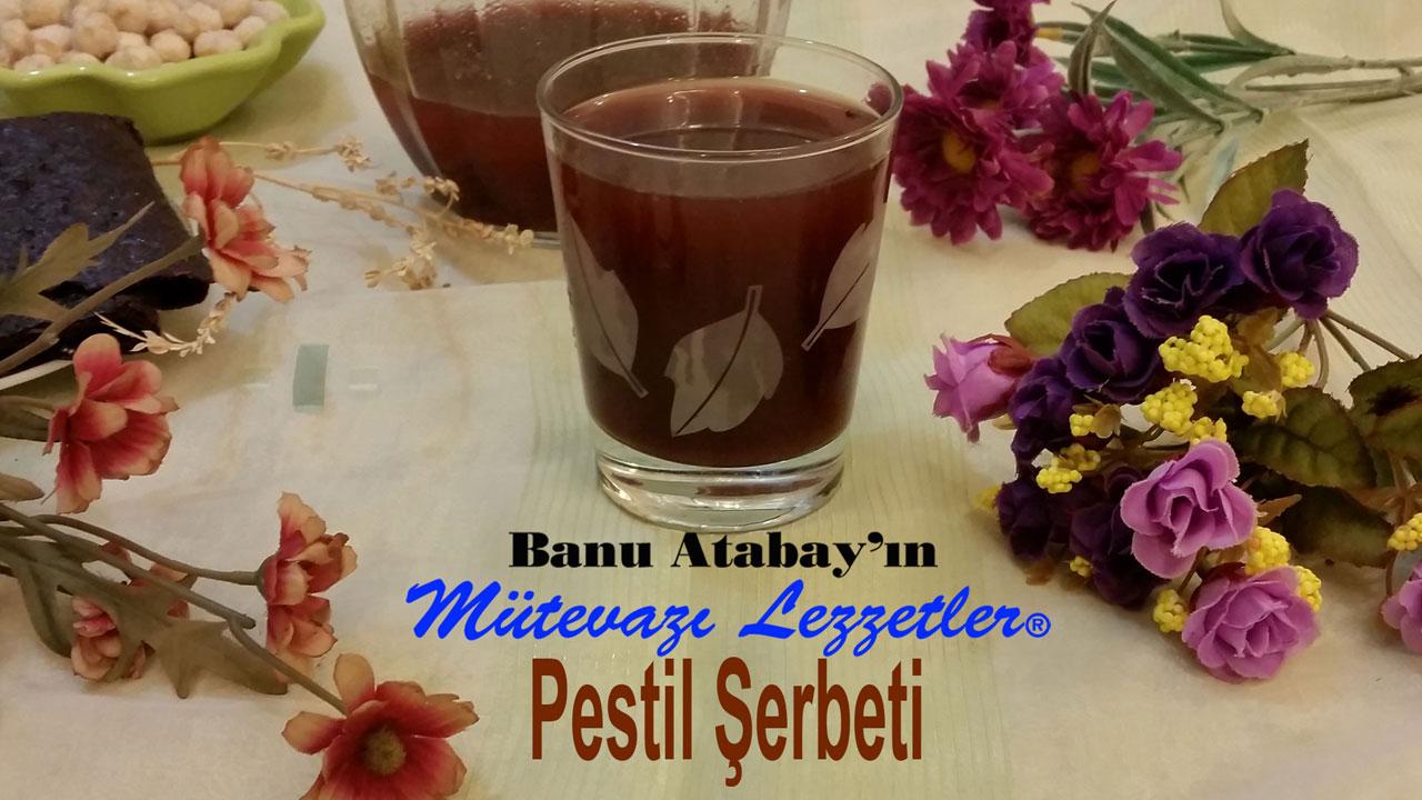 Pestil Şerbeti (görsel)
