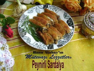 Peynirli Sardalya (görsel)