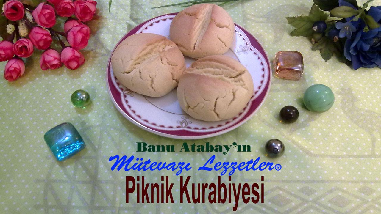Piknik Kurabiyesi (görsel)