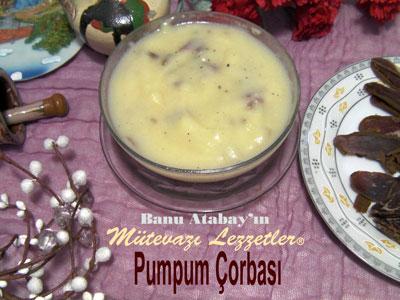 Pumpum Çorbası (görsel)