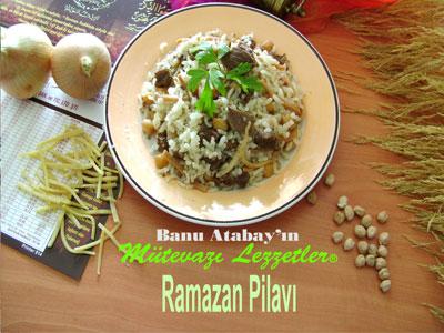 Ramazan Pilav� (g�rsel)