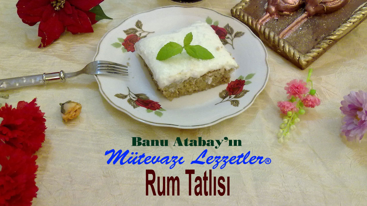Rum Tatl�s� (g�rsel)