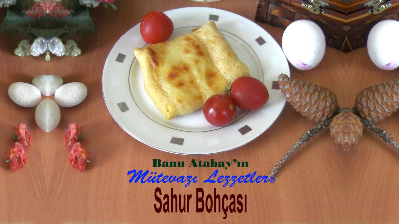 Sahur Boh�as� (g�rsel)