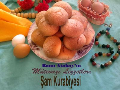 Şam Kurabiyesi (görsel)