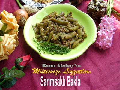 Sar�msakl� Bakla (g�rsel)