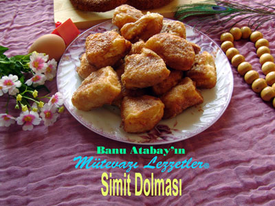 Simit Dolmas� (g�rsel)
