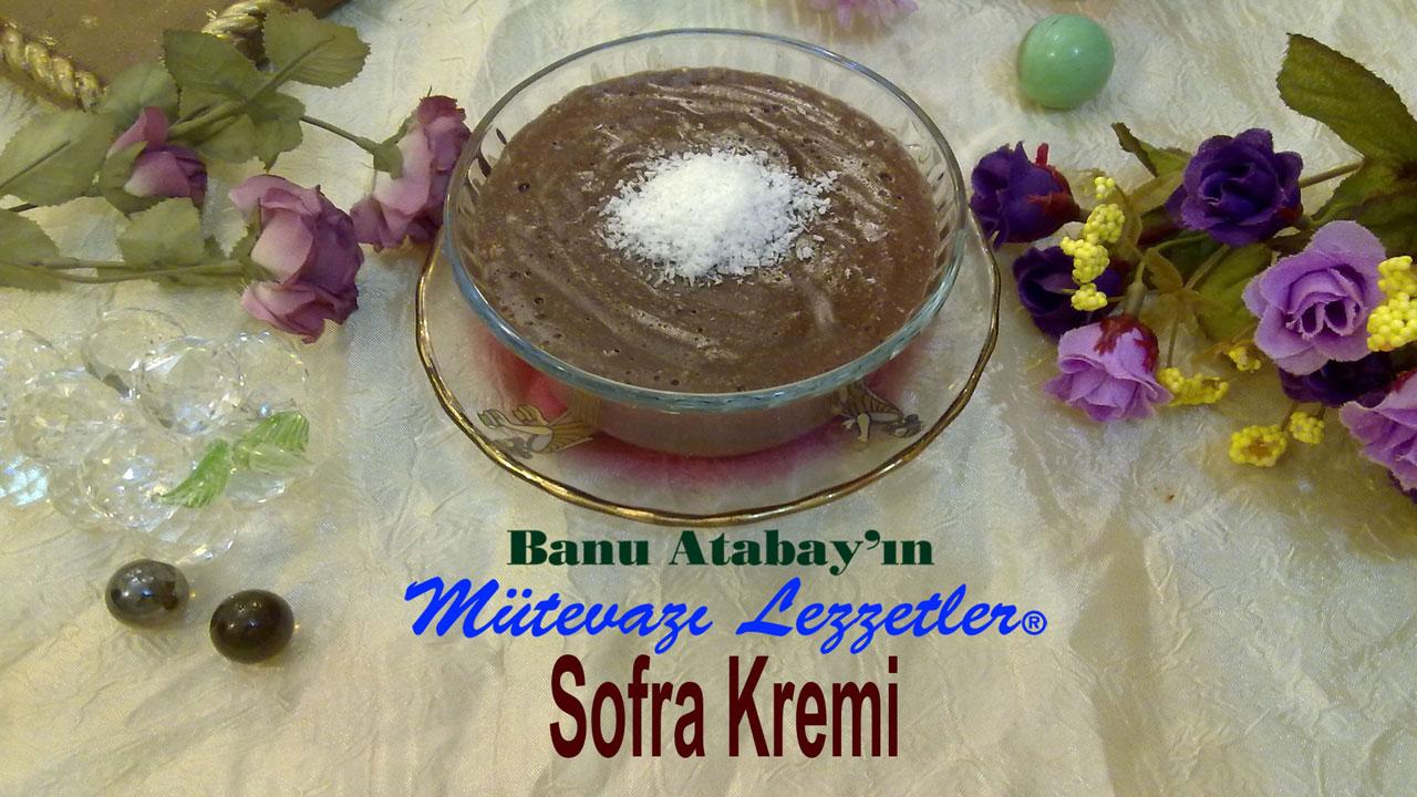 Sofra Kremi (görsel)