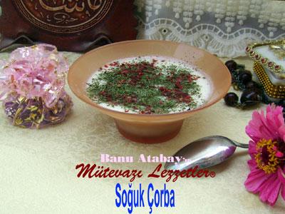 Soğuk Çorba (görsel)