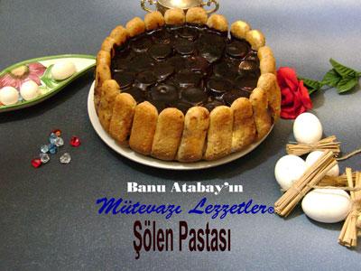 Şölen Pastası (görsel)
