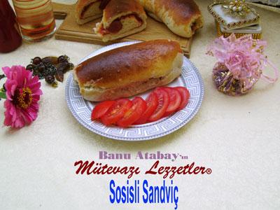 Sosisli Sandvi� (g�rsel)