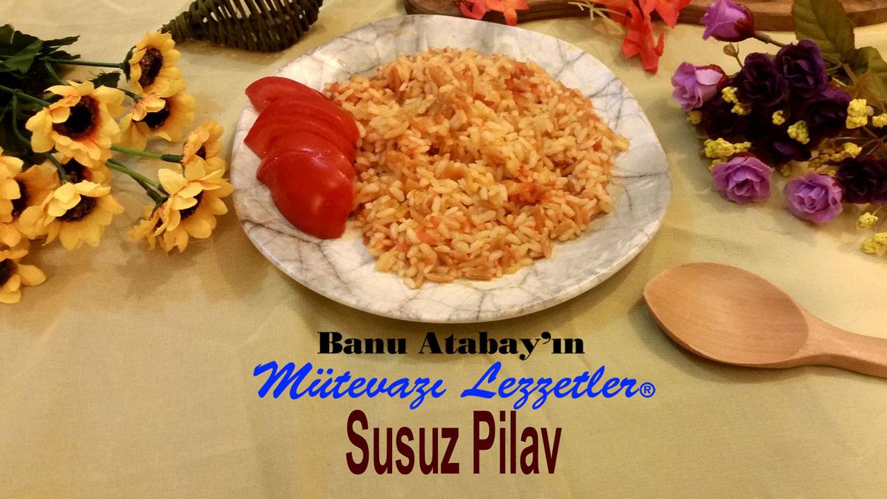 Susuz Pilav (görsel)