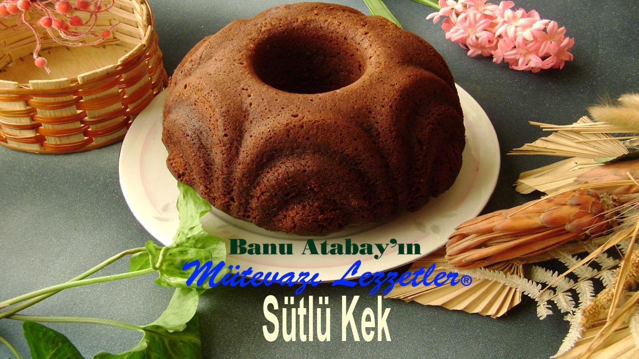 Sütlü Kek (görsel)