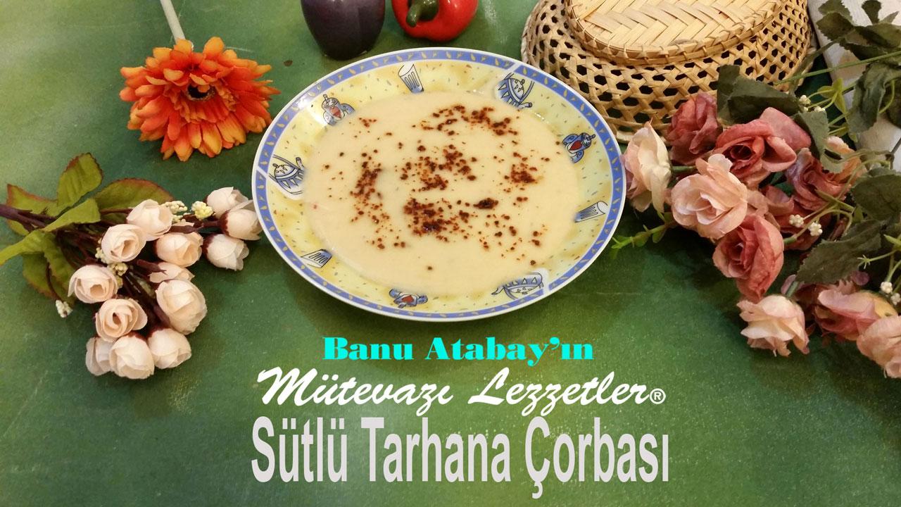 Sütlü Tarhana Çorbası (görsel)