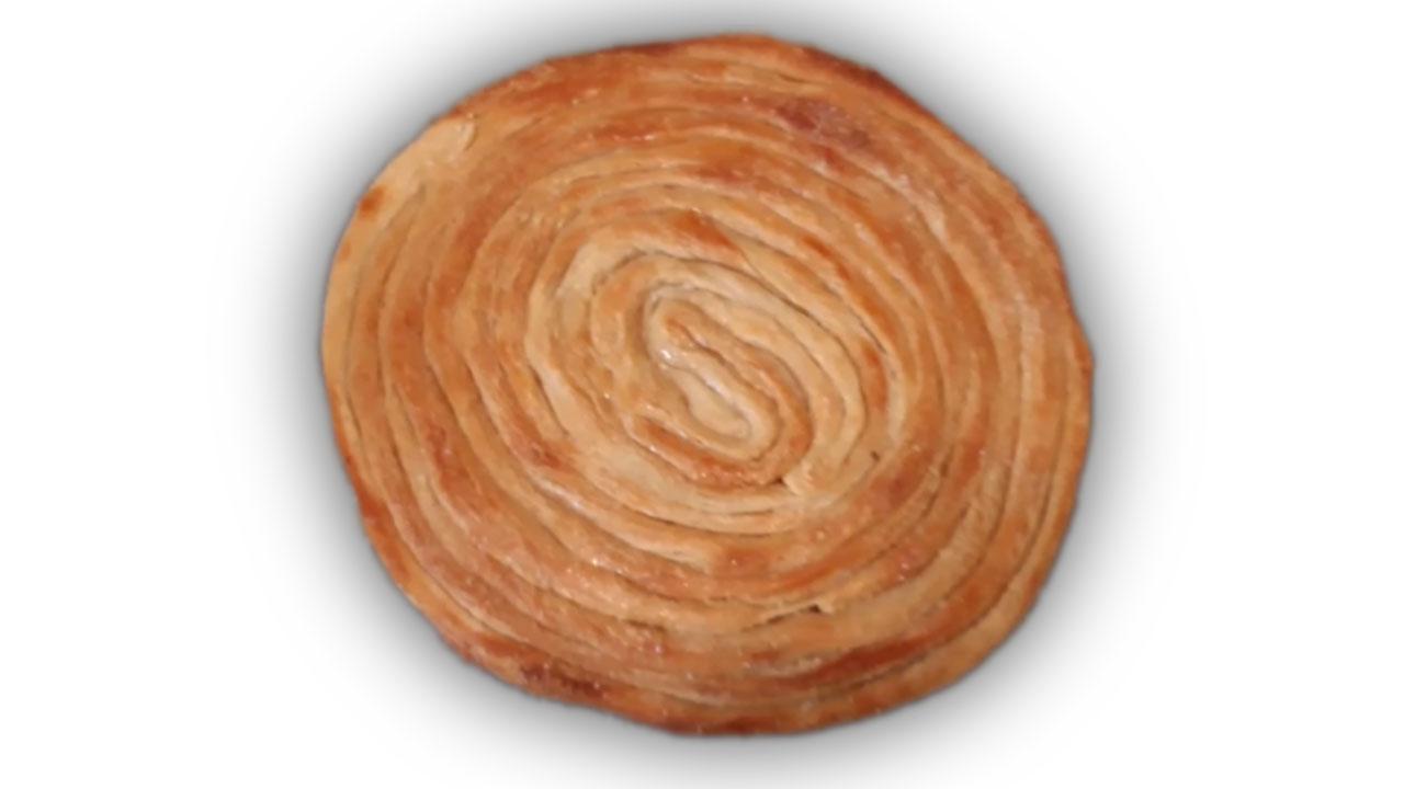 Tahinli Çörek (görsel)