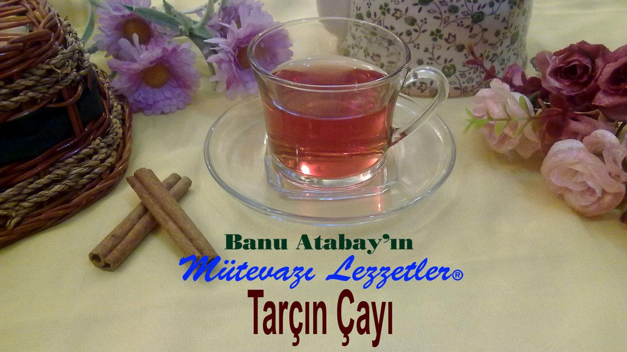 Tarçın Çayı (görsel)