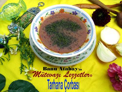 Tarhana Çorbası (görsel)