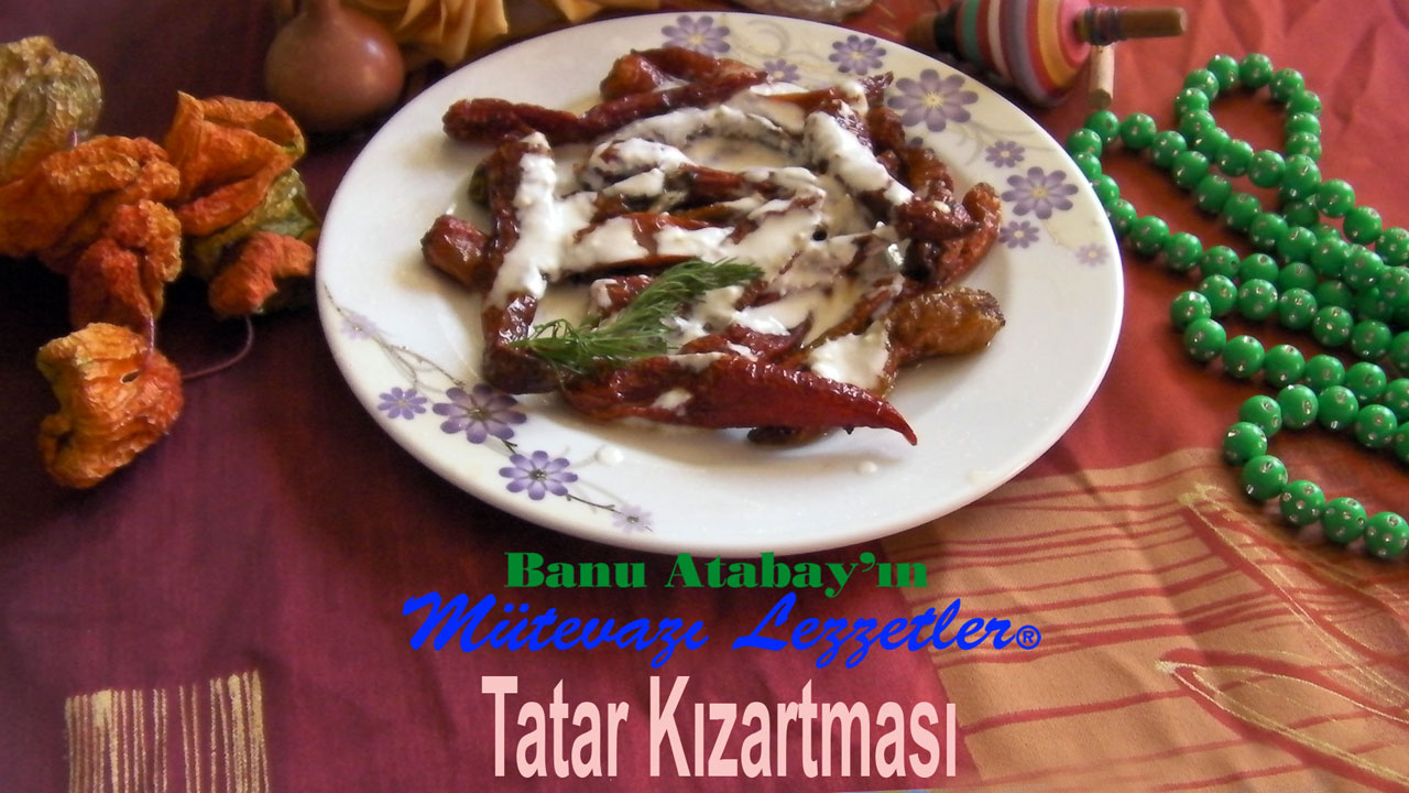 Tatar Kýzartmasý (görsel)
