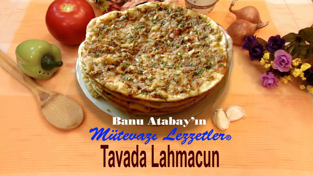 Tavada Lahmacun (görsel)