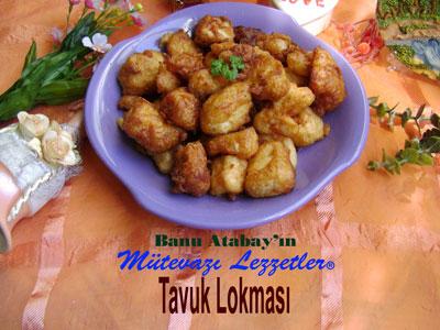 Tavuk Lokması (görsel)