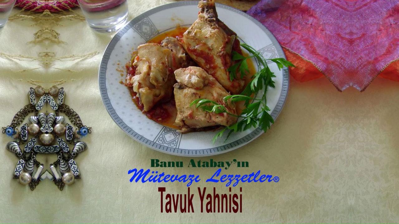 Tavuk Yahnisi (görsel)