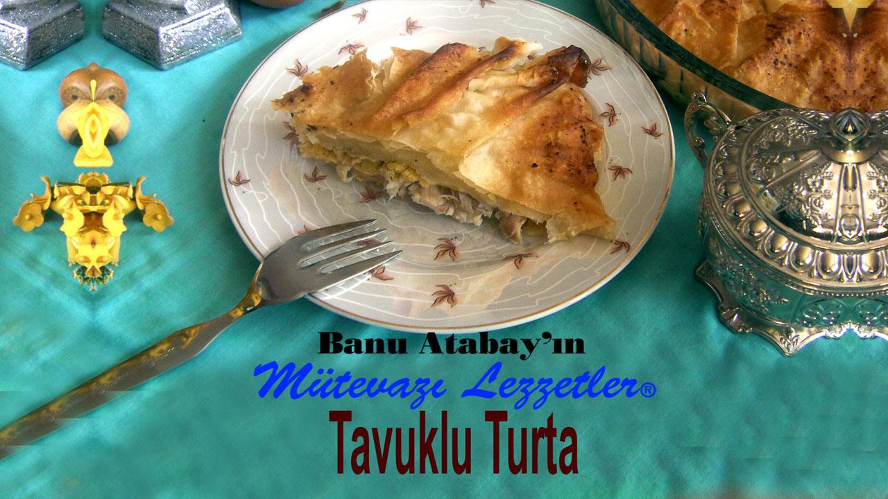 Tavuklu Turta (g�rsel)