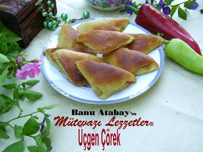 Üçgen Çörek (görsel)