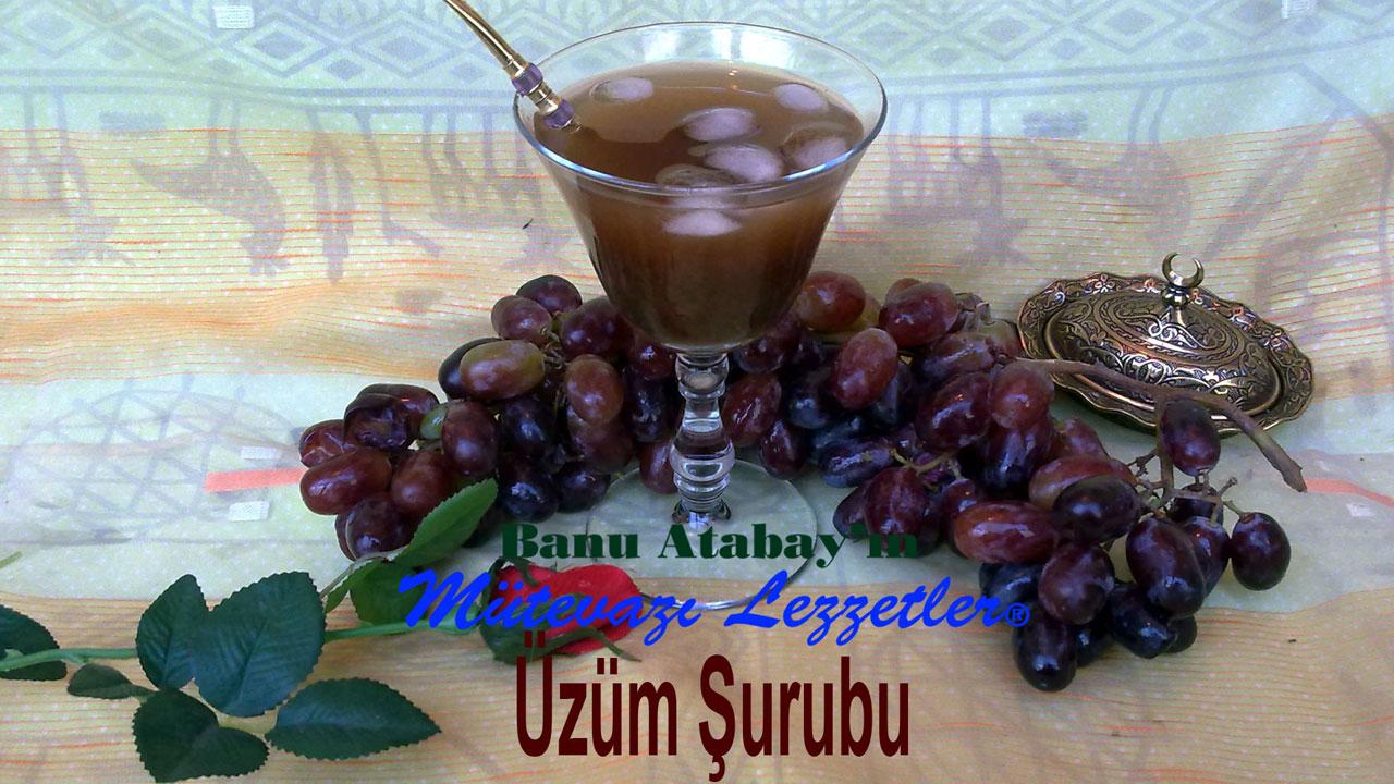 Üzüm Şurubu (görsel)