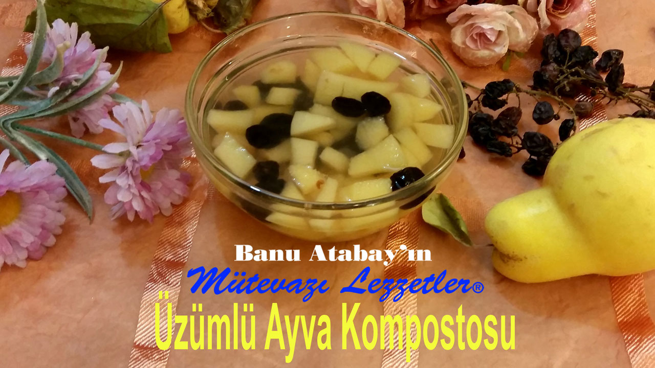 �z�ml� Ayva Kompostosu (g�rsel)
