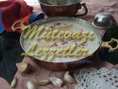 Yalancı İşkembe Çorbası (görsel)