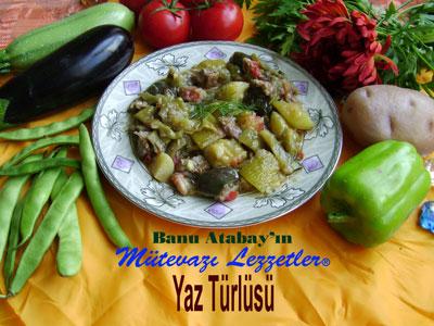 Yaz T�rl�s� (g�rsel)