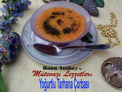 Yoğurtlu Tarhana Çorbası (görsel)
