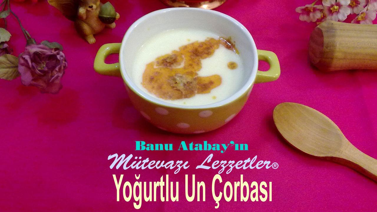 Yoğurtlu Un Çorbası (görsel)