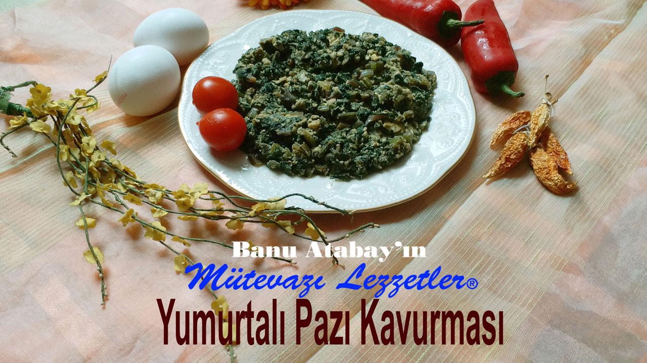 Yumurtal� Paz� Kavurmas� (g�rsel)